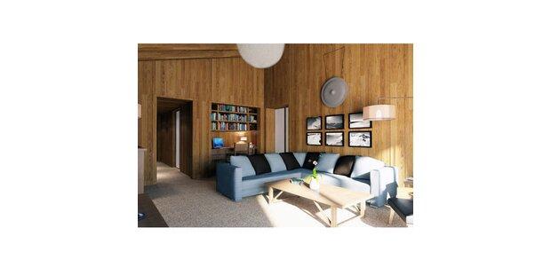 Neues Luxushotel am Arlberg