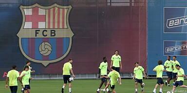 Aus der Champions League ist Barca draußen