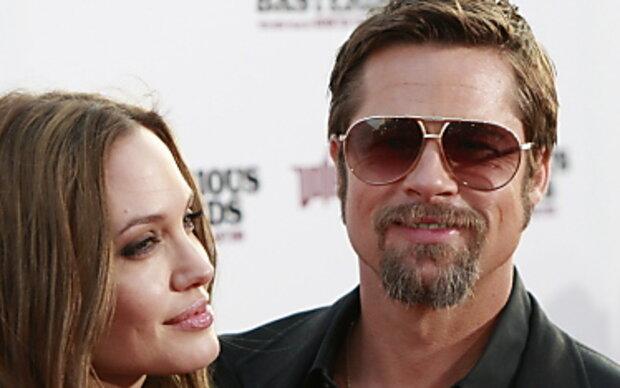 Pitt und Jolie besuchten mit Kindern Broadway