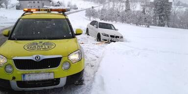 Für eine sichere Fahrt durch den Winter