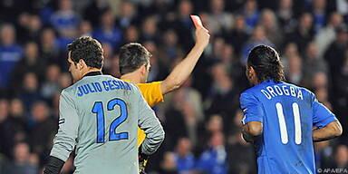 Ausschluss gegen Inter