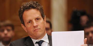 Ausschuss-Anhörungen mit Geithner gefordert