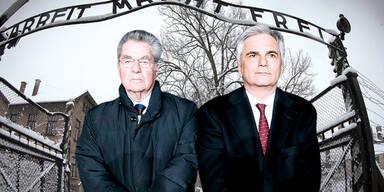 Welt gedachte der Holocaust-Opfer
