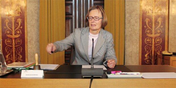 U-Ausschuss: Moser-Kritik an Petzner und Pilz