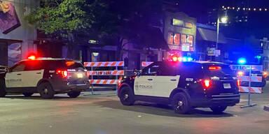 Schüsse in Texas: Ein Verdächtiger gefasst