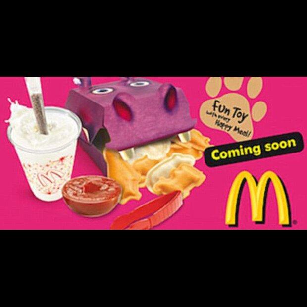 Das serviert McDonalds in anderen Ländern