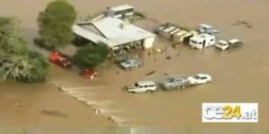 Überschwemmungen in Australien