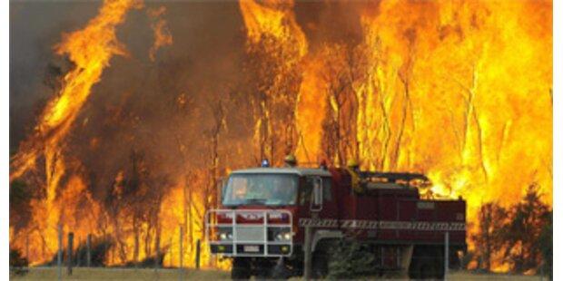 39-Jähriger soll Brandstifter in Australien sein