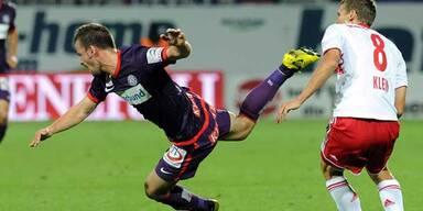 1:0 für Red Bull Salzburg