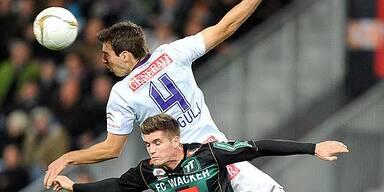3:0 - Austria schießt Innsbruck ab