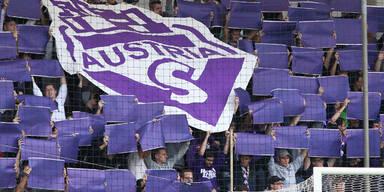 Austria Salzburg verliert das Heimspiel in Wien
