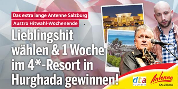 Salzburg wählt die Top 100 Austro Hits!