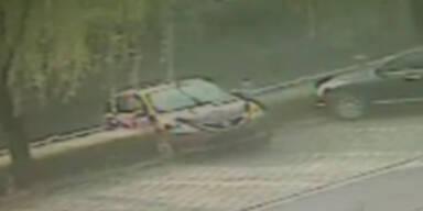 Chinesin versenkt Auto beim Einparken in Fluss
