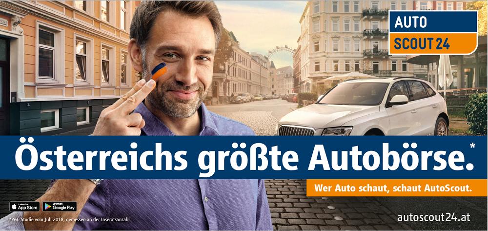 AutoScout24 - ADV - Plakatsujet