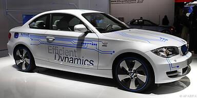 Auto wird rein auf elektrisches Fahren ausgelegt