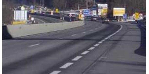 Österreichs Autobahnen in Sachen Sicherheit unter EU-Schnitt