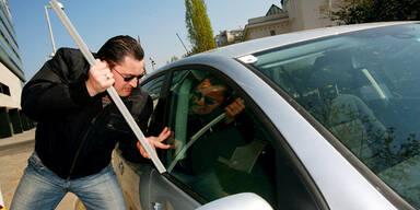 Autoknacker in Wien gefasst