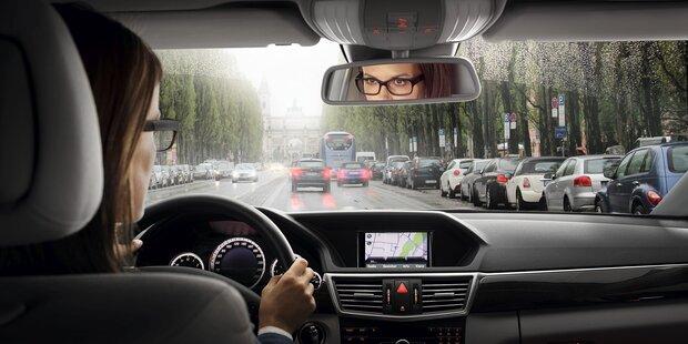 Wiener halten sich für Super-Autofahrer