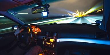 Autofahren - Channel - BMVIT - Dunkelheit, Tempo