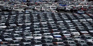 EU-Automarkt legte im März stark zu