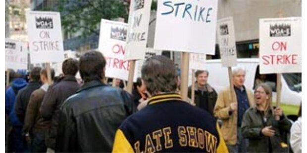 David Lettermann will wieder senden