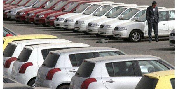 Abgeordnete billigen Milliardenhilfe für Autoindustrie