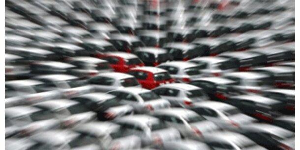 Automärkte in Alarmbereitschaft