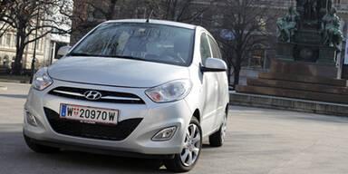 Der neue Hyundai i10 im Test