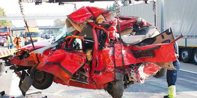 Nach Unfall-Drama im Koma