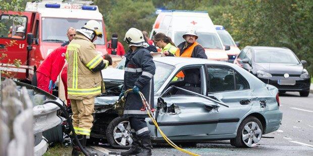 84-jährige bei Autounfall in Osttirol getötet