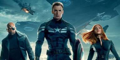 """""""Return of the First Avenger"""": Chris Evans ist erneut Captain America"""