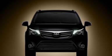 """Toyota zeigt den """"neuen"""" Avensis"""