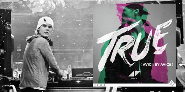 Avicii: Remix-Album vor dem Wien-Gig