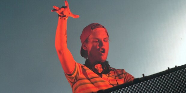 Avicii mit 23 Hits in den Charts
