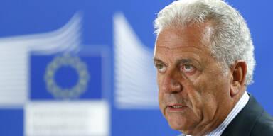 EU fordert raschere Umverteilung