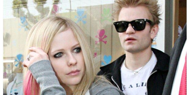 Avril Lavigne trennt sich von Ehemann