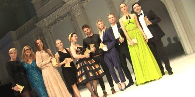 Karolína Kurkova krönt Vienna Award