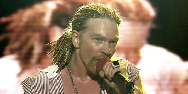 Guns N' Roses kommen nach Wien!