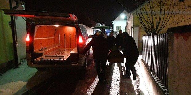 Vater mit Axt getötet: 21-Jähriger geständig