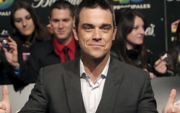 Robbie Williams muss Freundin mit Hollywood teilen
