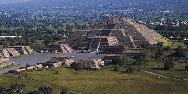 Rätsel um Massensterben der Azteken gelöst?