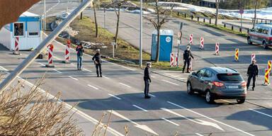 Mann widersetzte sich Ausreisetestpflicht im Bregenzerwald