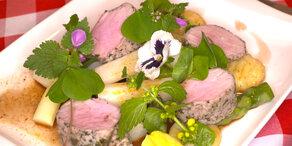 Cooking TV: Heute mit Schneberger Schweinefilet