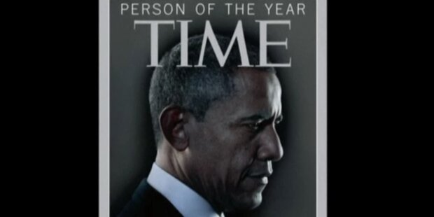 Barack Obama wieder Person of the Year