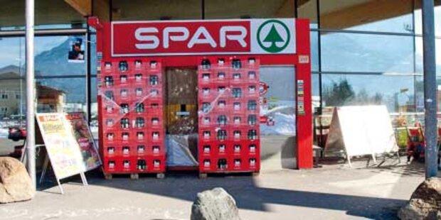 Rammbock-Bande raste in Sparmarkt