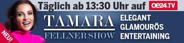 Tamara Fellner Show Banner