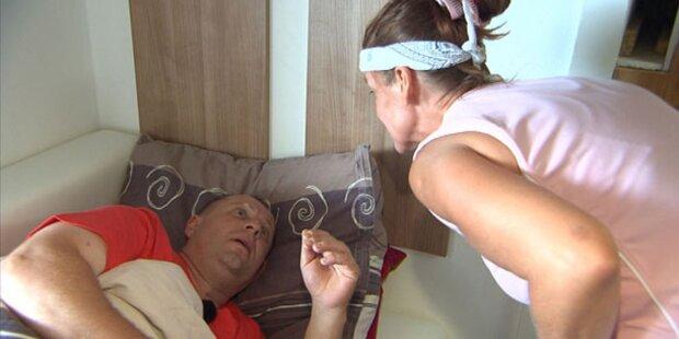 Bäuerin Petra foltert Erhard