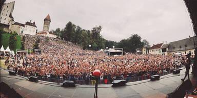 Burg Clam - Konzerte auf 2022 verschoben