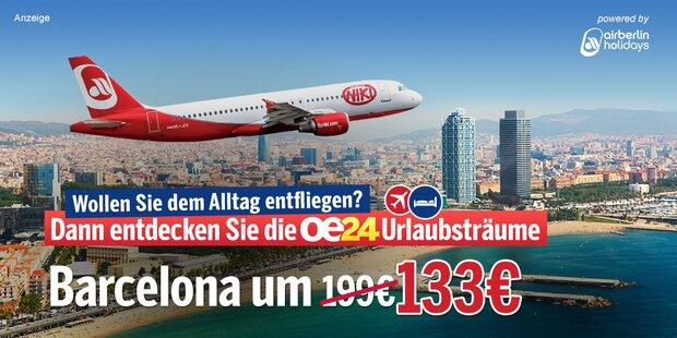 Anzeige AirBerlin
