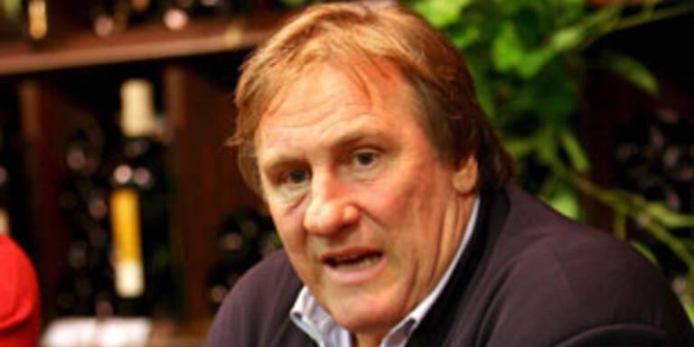 Depardieu kocht in Salzburg auf